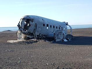 Iceland - aircraft