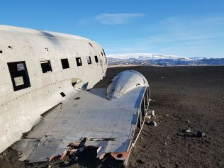 islande - aircraft